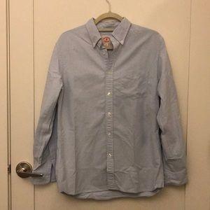 Brooks Brothers Light Blue Button Down Shirt